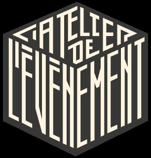 logo L'atelier de l'événement